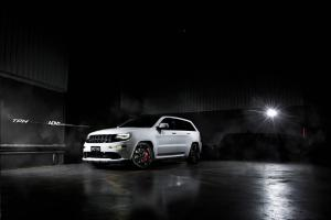 2015 Jeep Grand Cherokee SRT8 on ADV.1 Wheels (ADV6MV2SL)