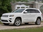 Jeep Grand Cherokee Summit California 2015 года