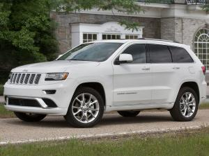 2015 Jeep Grand Cherokee Summit California