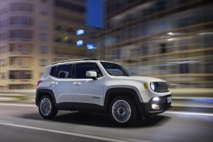 Jeep Renegade Longitude 2015 года (BR)
