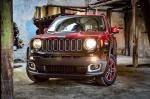 Jeep Renegade Montreux Jazz Festival Showcar by Garage Italia Customs 2015 года