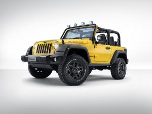 2015 Jeep Wrangler Rubicon Rocks Star
