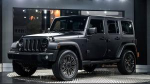 Jeep Wrangler Sahara CTC by Project Kahn 2015 года