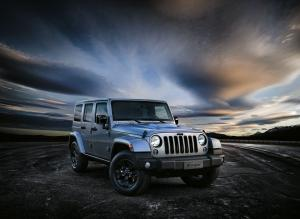 2015 Jeep Wrangler Unlimited Black Edition II