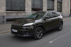 Jeep Cherokee 75th Anniversary 2016 года (WW)
