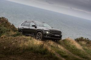 Jeep Cherokee 75th Anniversary 2016 года (UK)