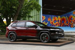 2016 Jeep Cherokee Montreux Jazz Festival Showcar by Garage Italia Customs