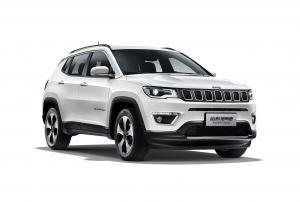 Jeep Compass Limited 2016 года (CN)