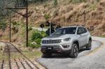 Jeep Compass Trailhawk 2016 года