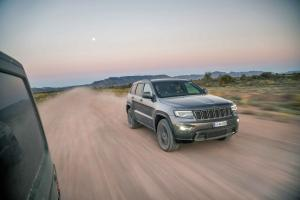 Jeep Grand Cherokee 75th Anniversary 2016 года (AU)