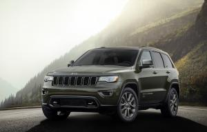 Jeep Grand Cherokee 75th Anniversary 2016 года (NA)