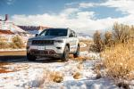 Jeep Grand Cherokee Trailhawk 2016 года