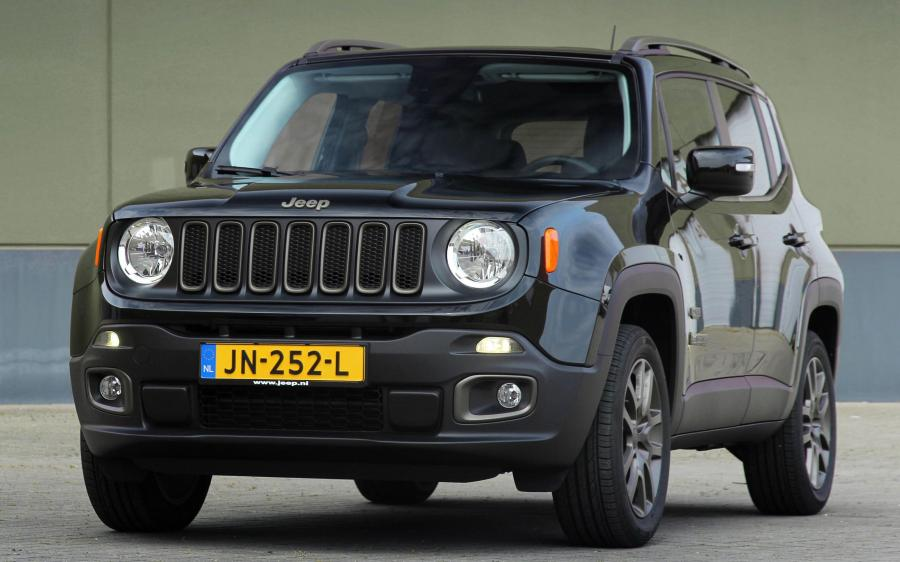 2016 Jeep Renegade 75th Anniversary (WW)