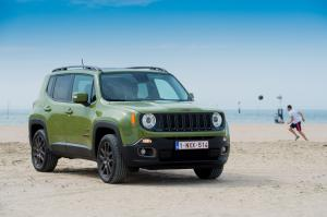 Jeep Renegade 75th Anniversary 2016 года (WW)
