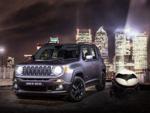 Jeep Renegade Dawn of Justice 2016 года (UK)