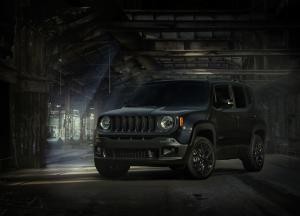 Jeep Renegade Dawn of Justice 2016 года