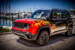 Jeep Renegade Hells Revenge Showcar by Garage Italia Customs 2016 года