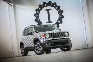 Jeep Renegade Tailor Made by Garage Italia Customs 2016 года