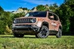 Jeep Renegade Uncharted Edition 2016 года
