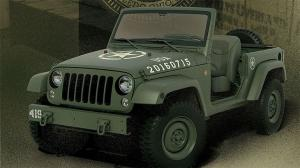 2016 Jeep Willys MB