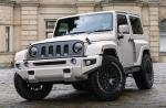 Jeep Wrangler Black Hawk by Project Kahn 2016 года