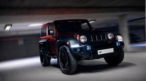 2016 Jeep Wrangler CTC Black Hawk Wide Track by Project Kahn