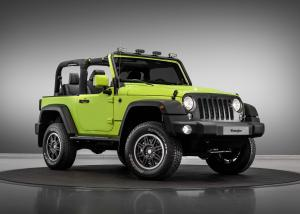 2016 Jeep Wrangler Rubicon MoparONE Pack