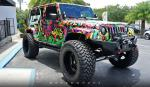 Jeep Wrangler Ultimate Irenko by MetroWrapz 2016 года