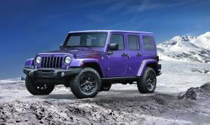 Jeep Wrangler Unlimited Backcountry 2016 года