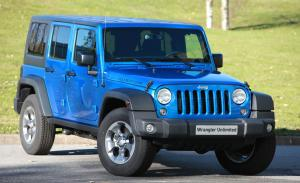 Jeep Wrangler Unlimited Nautic 2016 года