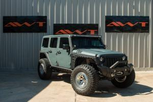Jeep Wrangler Unlimited by AWT Motorsports 2016 года
