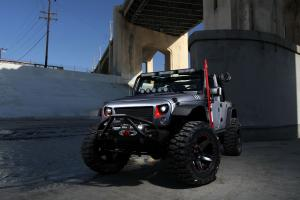 2016 Jeep Wrangler Unlimited by Omix-ADA