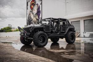 Jeep Wrangler by Luxuria Bespoke 2016 года