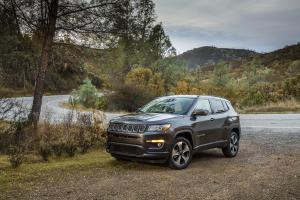 Jeep Compass Latitude 2017 года (NA)