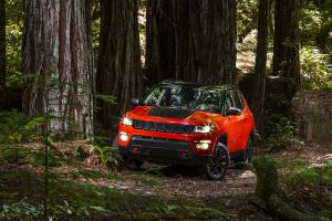 Jeep Compass Trailhawk 2017 года (NA)