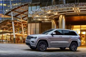 Jeep Grand Cherokee Night Eagle 2017 года