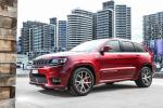 Jeep Grand Cherokee SRT 2017 года