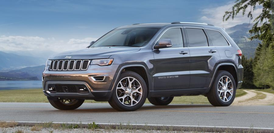 Jeep Grand Cherokee Sterling Edition