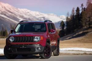 Jeep Renegade Cresta Run by Garage Italia Customs 2017 года