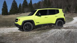 2017 Jeep Renegade Upland