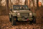 Jeep Wrangler Geiger-Willys 2017 года