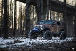 Jeep Wrangler Hunting Unlimited by Vilner 2017 года