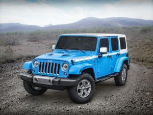 Jeep Wrangler Unlimited Chief 2017 года