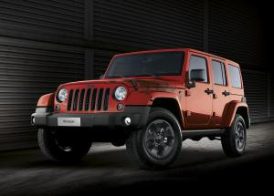 2017 Jeep Wrangler Unlimited Night Eagle