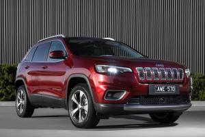 Jeep Cherokee Limited 2018 года (AU)