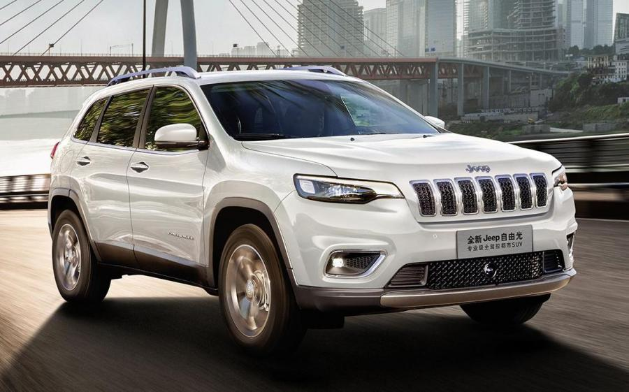 2018 Jeep Cherokee Limited (CN)