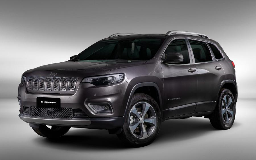 2018 Jeep Cherokee Limited (LA)
