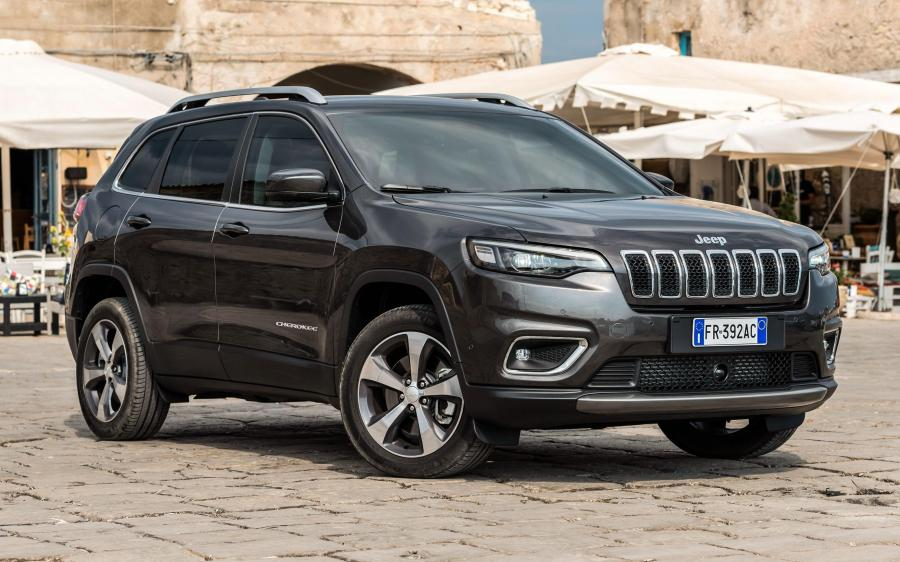 2018 Jeep Cherokee Limited (WW)