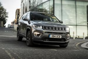 Jeep Compass Limited 2018 года (UK)