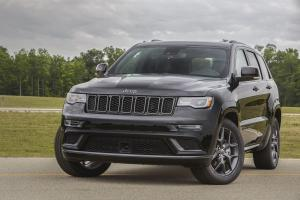 2018 Jeep Grand Cherokee Limited X